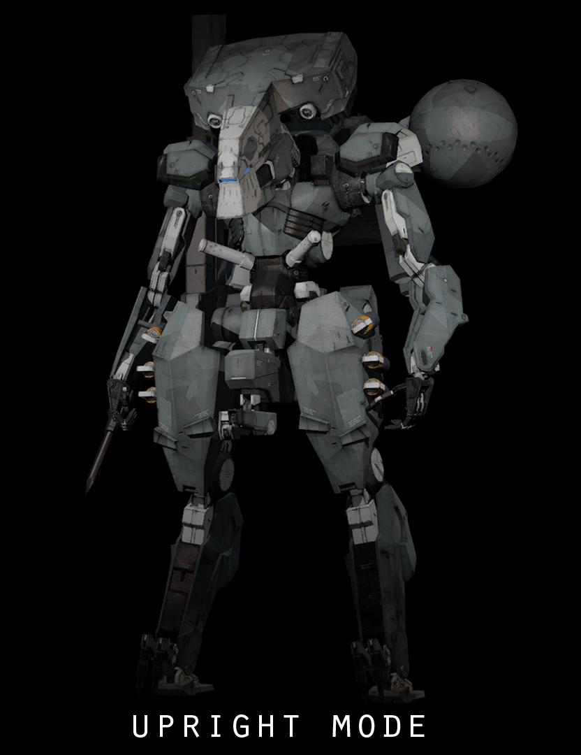 metal gear solid V : Sahelanthropus by tokotokowalker on DeviantArt