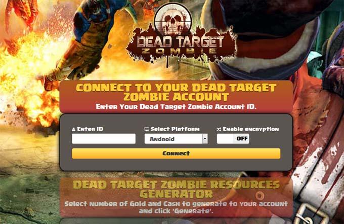 dead target zombies mod apk download