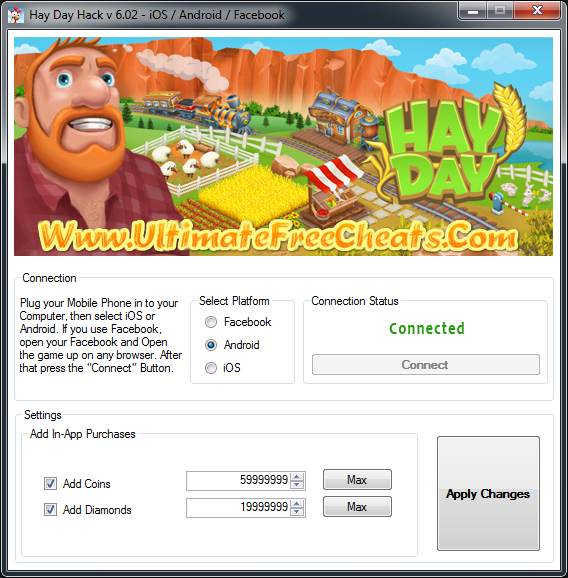 hack hay day android 2018