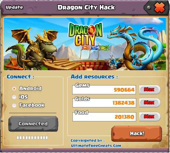 dragon city hack no survey 2017