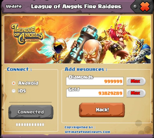 Communauté Steam League Of Angels Fire Raiders Hack