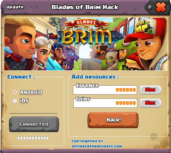 blades of brim hack generator
