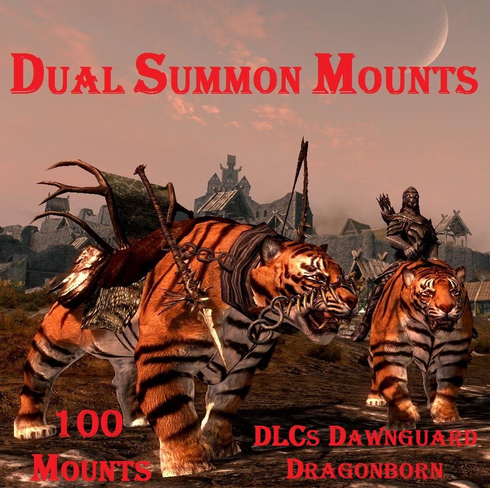 Steam Workshop :: mounts skyrim