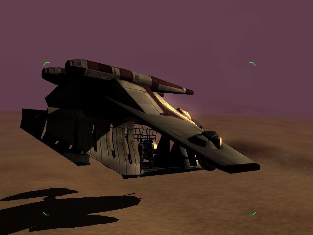 Steam Community Star Wars Galaxies My Old Transport Ship