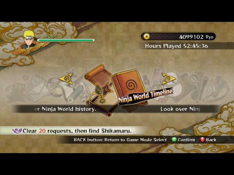 Steam Community :: Guide :: Guide to 100% Ninja World Timeline