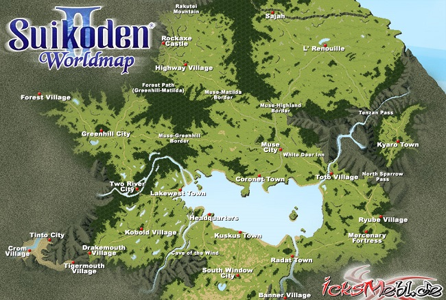 Steam Workshop :: Suikoden 2 - Dunan