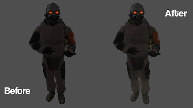 Steam Workshop :: Half-Life 2: Episode Two Combine reskins