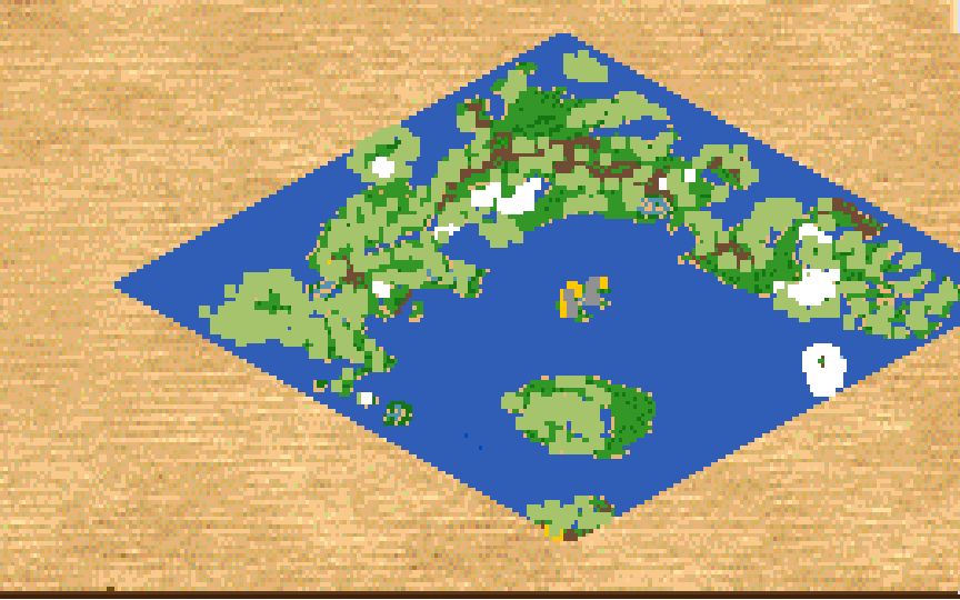 Steam Workshop Map Of Ultima Online Blank