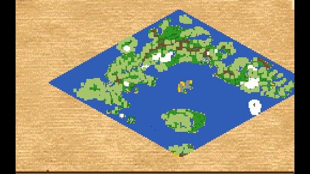 Steam Workshop Map Of Ultima Online Blank