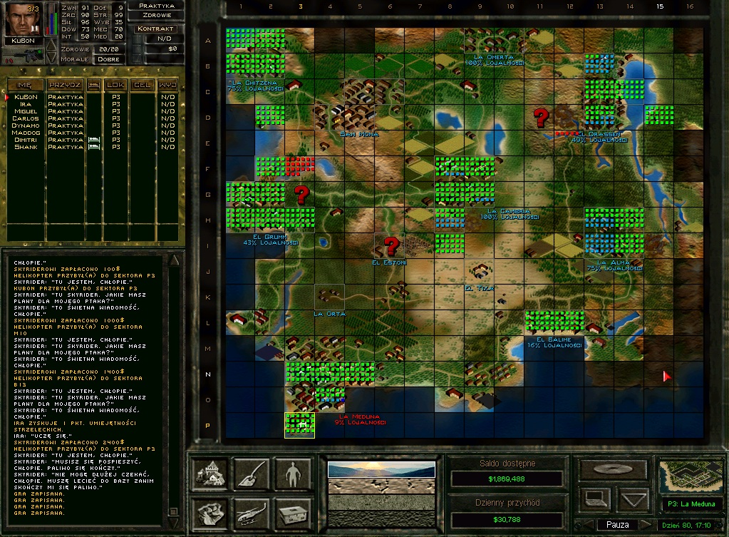 Jagged Alliance 2 Wildfire Editor