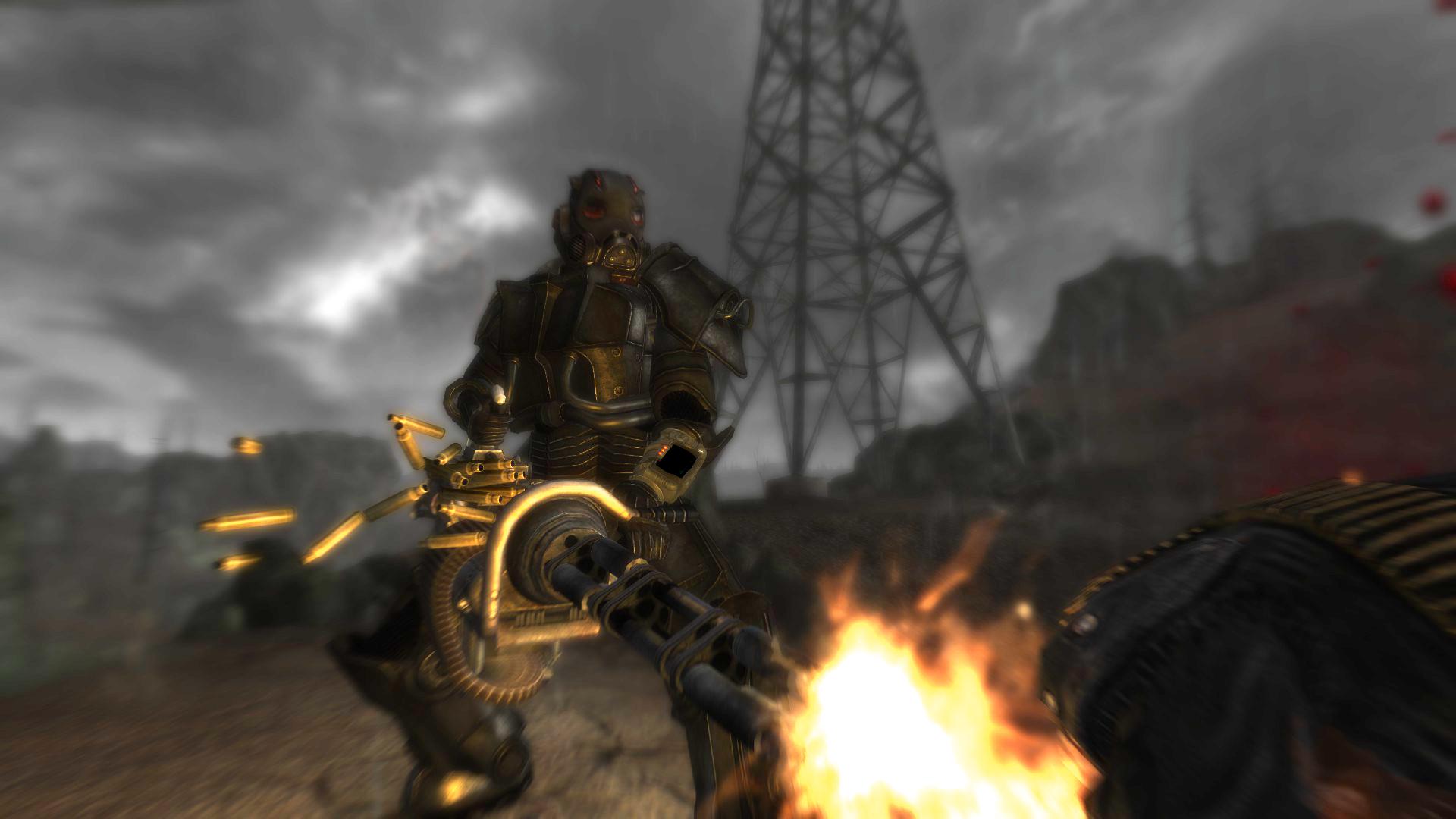 Fallout 4 marine armor retexture