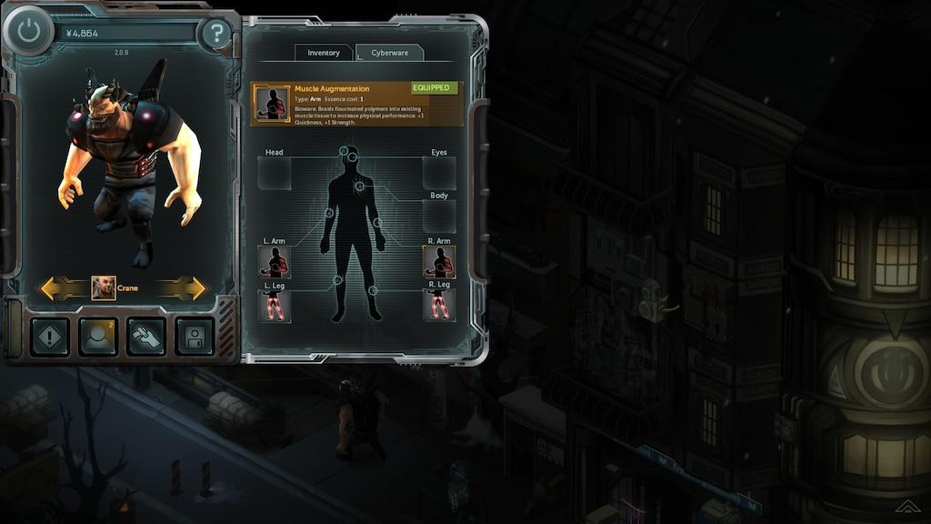 Steam Community Screenshot Adept Cyberware