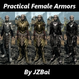 Steam Workshop :: Practical Female Armors