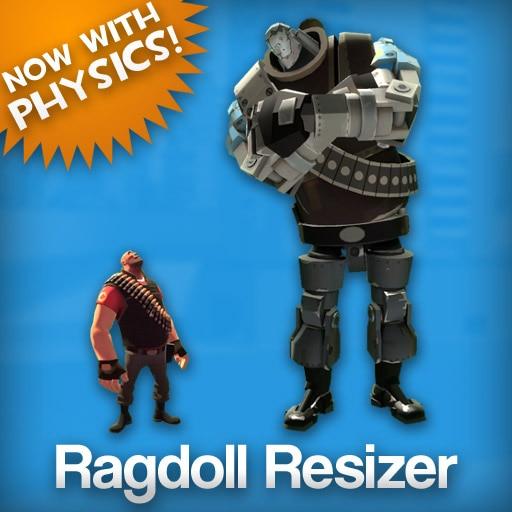 Steam Workshop::Ragdoll Resizer