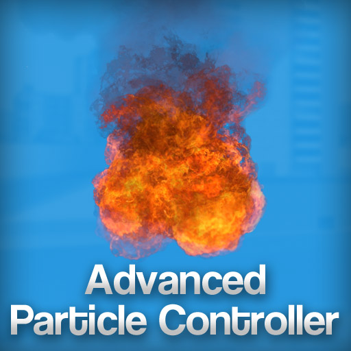 Advanced Particle Controller