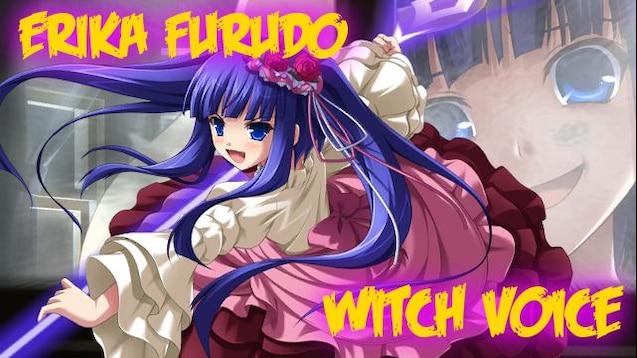 Steam Workshop :: Erika Witch Voice