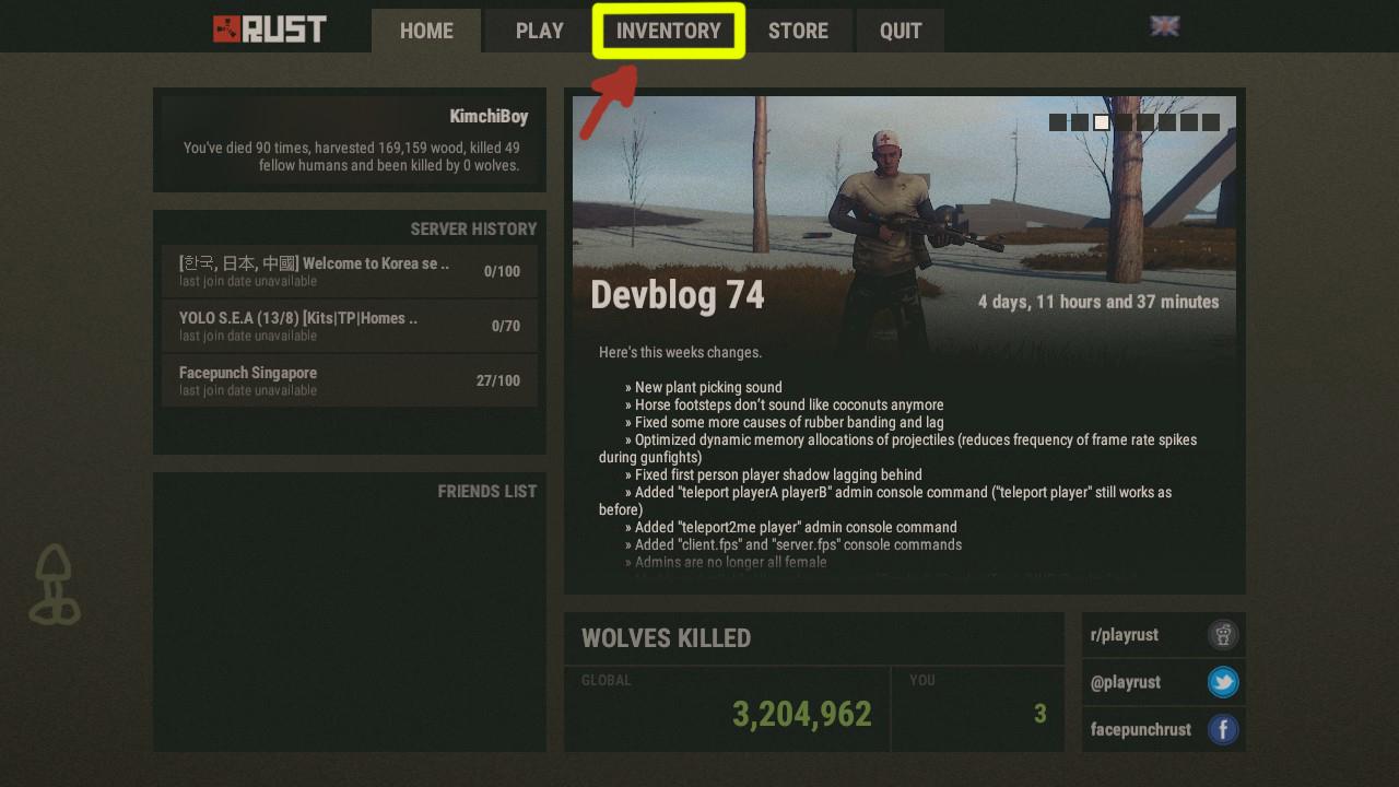 Steam Community :: Guide :: Rust's Steam Item Drop Guide