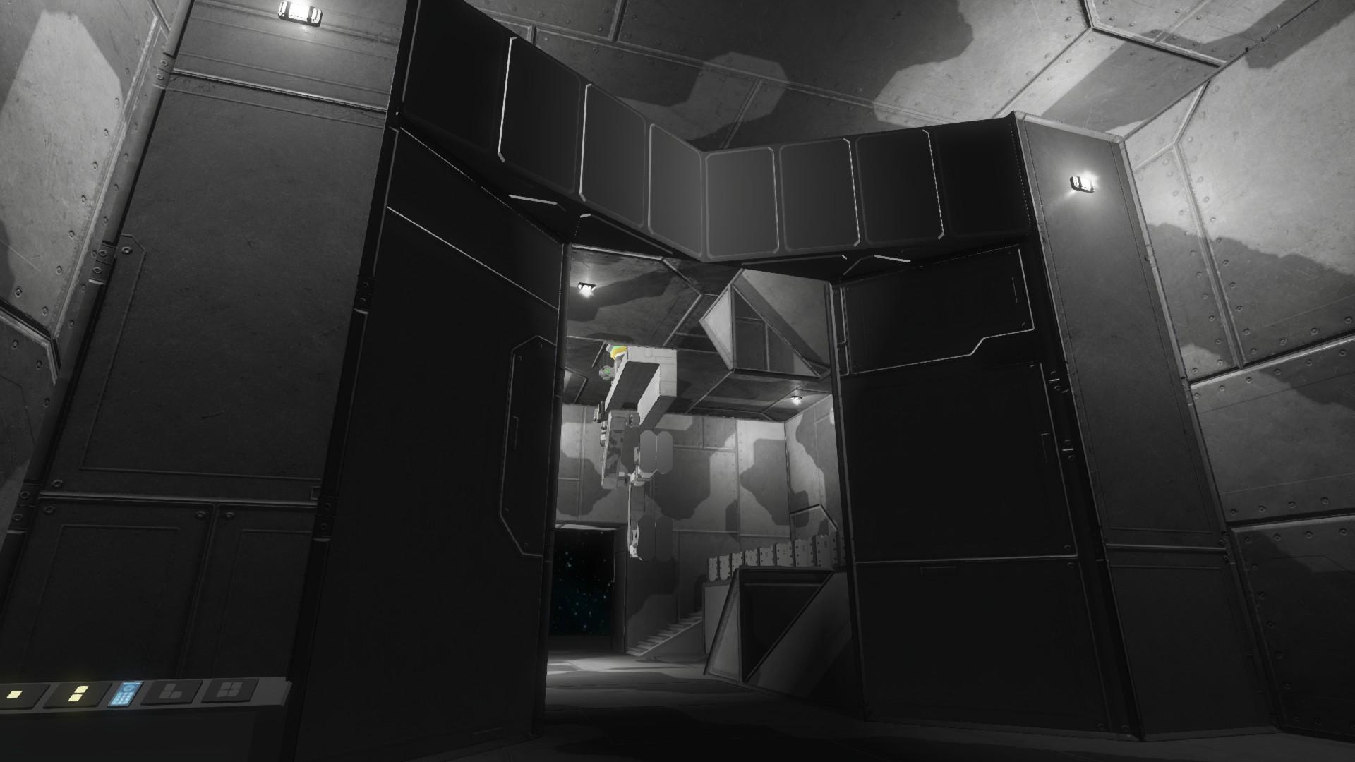 Fallout Vault Door steam workshop :: [vanilla] fallout vault door