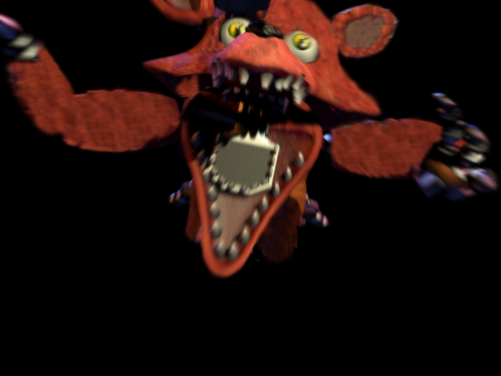 Steam Community :: :: Unwithered Foxy