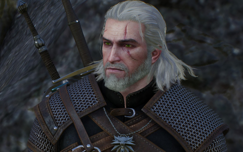Image result for witcher geralt