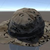 2d2e2c74156 Desert Camo Boonie Hat
