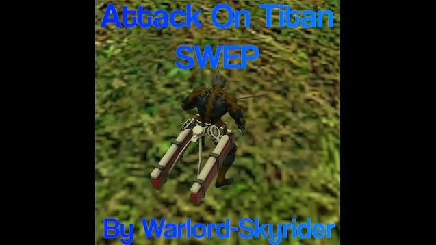 Steam Workshop :: Attack on titan swep [NOT DEAD??]