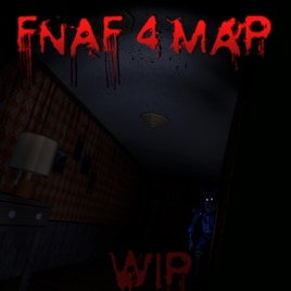 Steam Workshop :: Five Night's At Freddy's 4 Map [WIP]