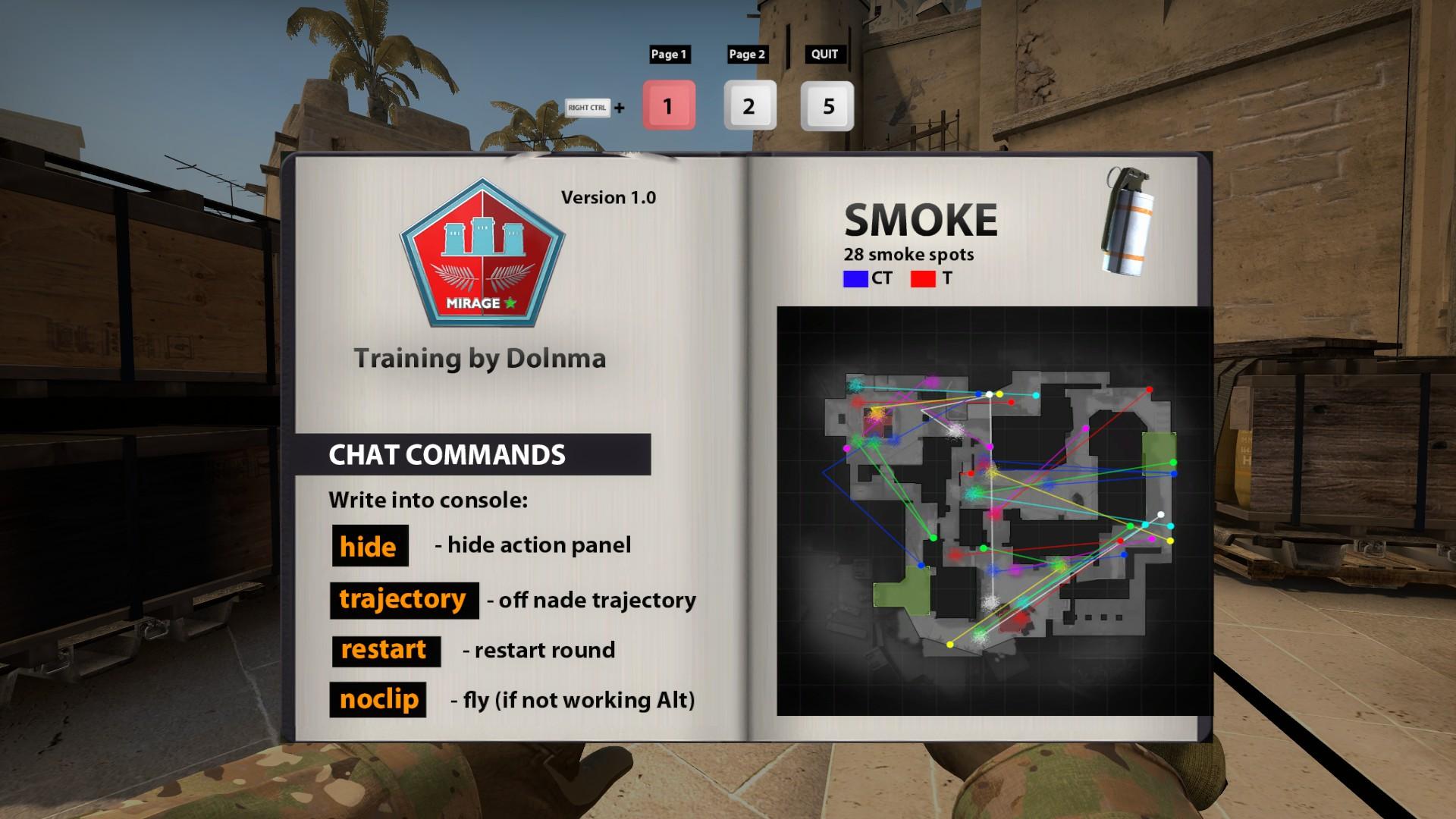 Steam Workshop :: Mirage Training by Dolnma