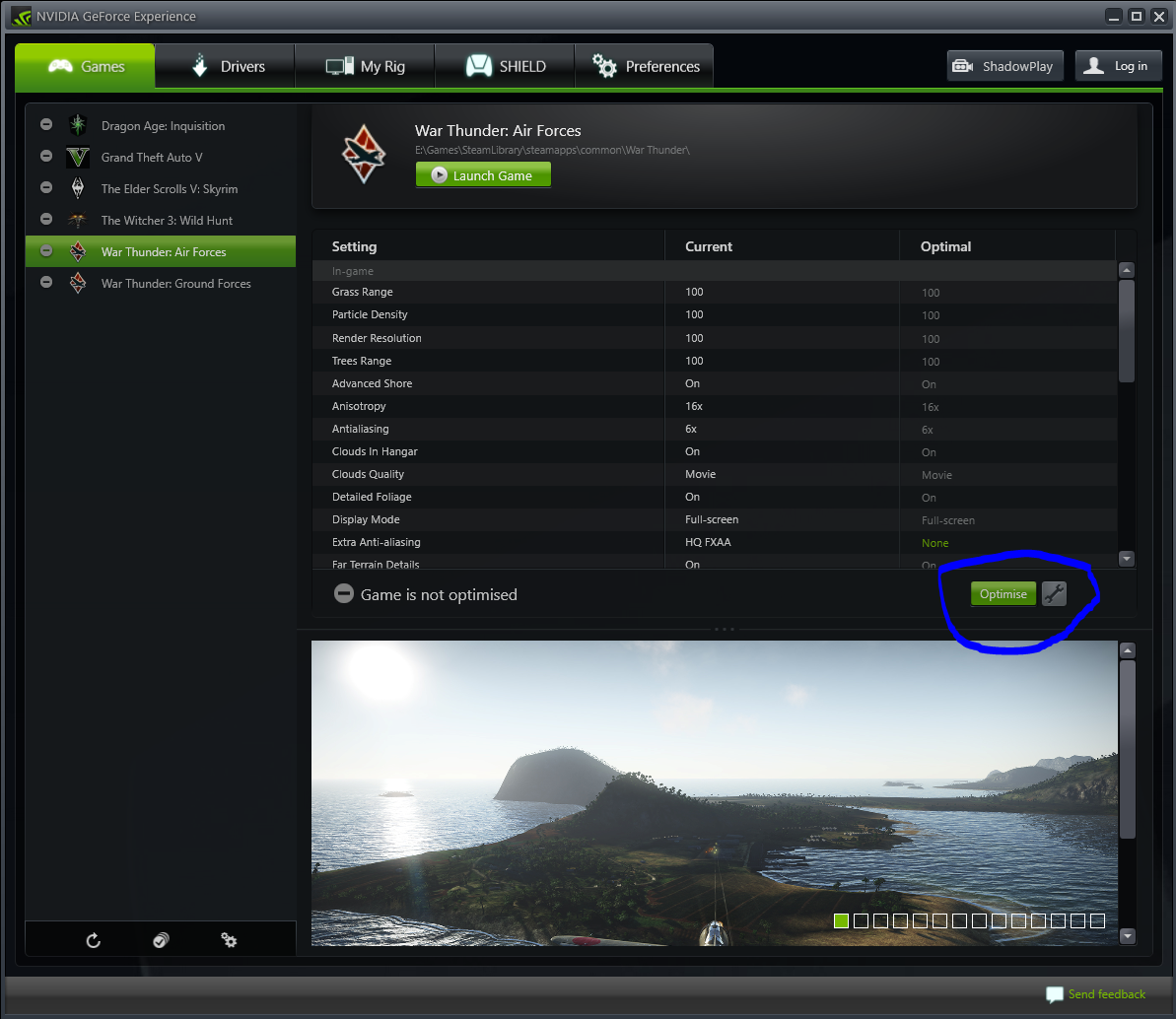 Steam Community :: Guide :: How To Optimize Your War Thunder For