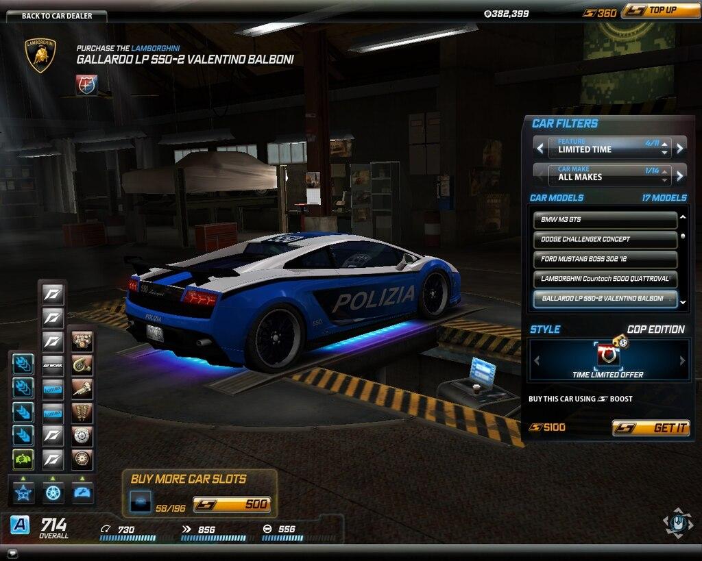 Steam Community Lamborghini Gallardo Lp 550 2 Valentino