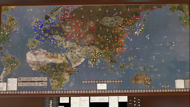 Steam Workshop :: Axis and Allies 2016 Alpha