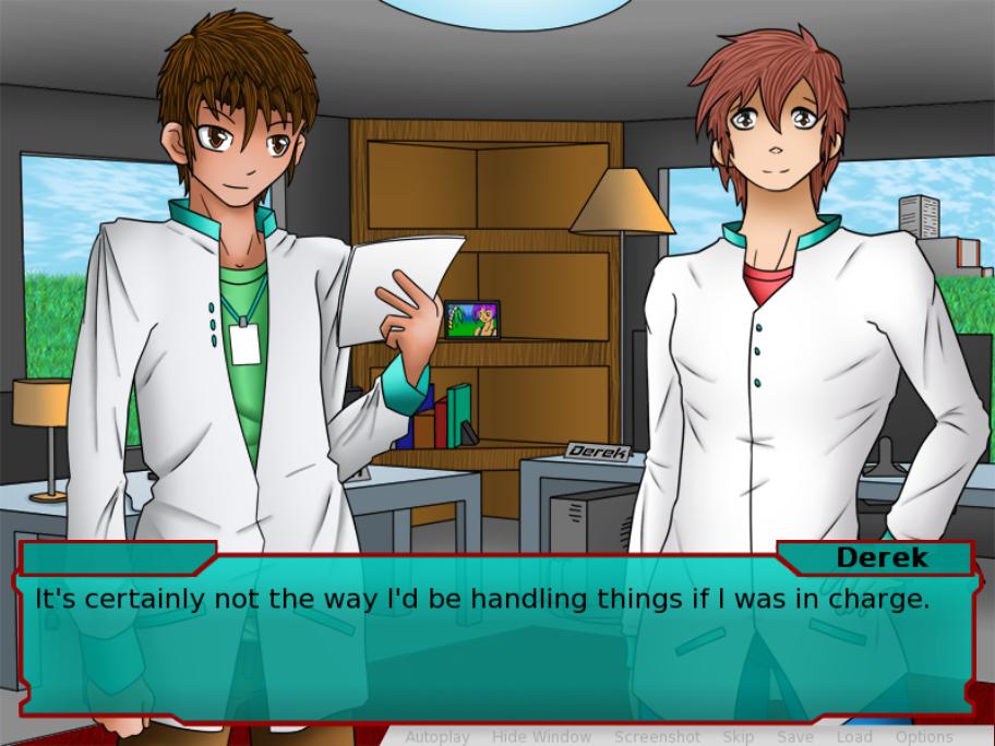 Dating Sims spel online Newgrounds som är Josh från Union j dating