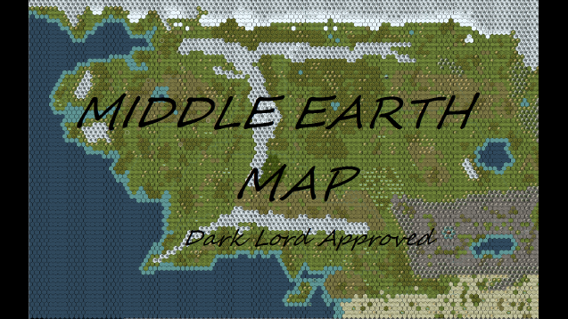 Steam Workshop :: Middle Earth Map Pack