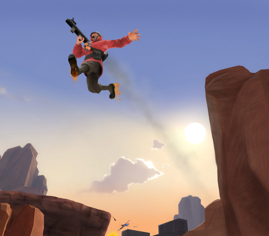 Steam Community :: Guide :: Team Fortress 2 - A guide to rocket ...