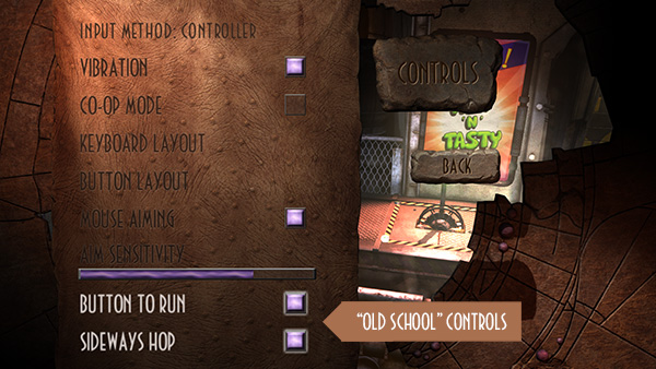 Steam Community :: Guide :: How to use Old School controls