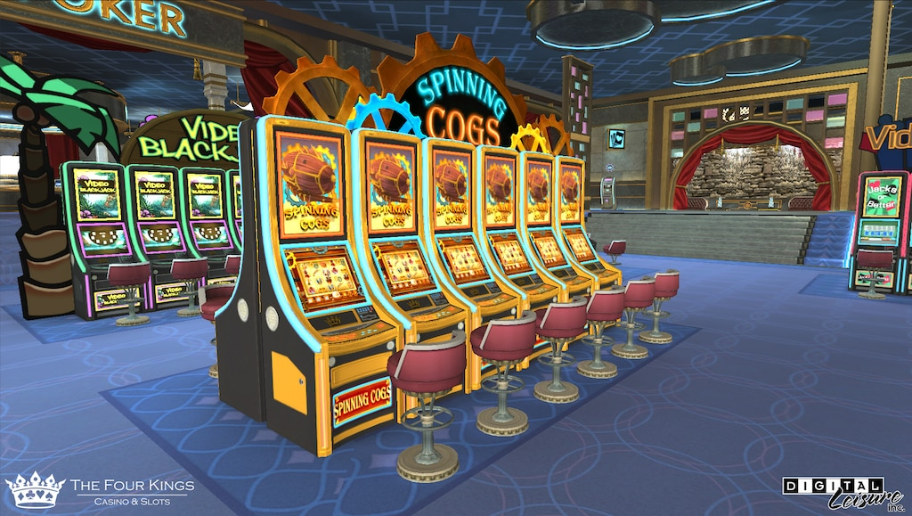 the four kings casino and slots ps4