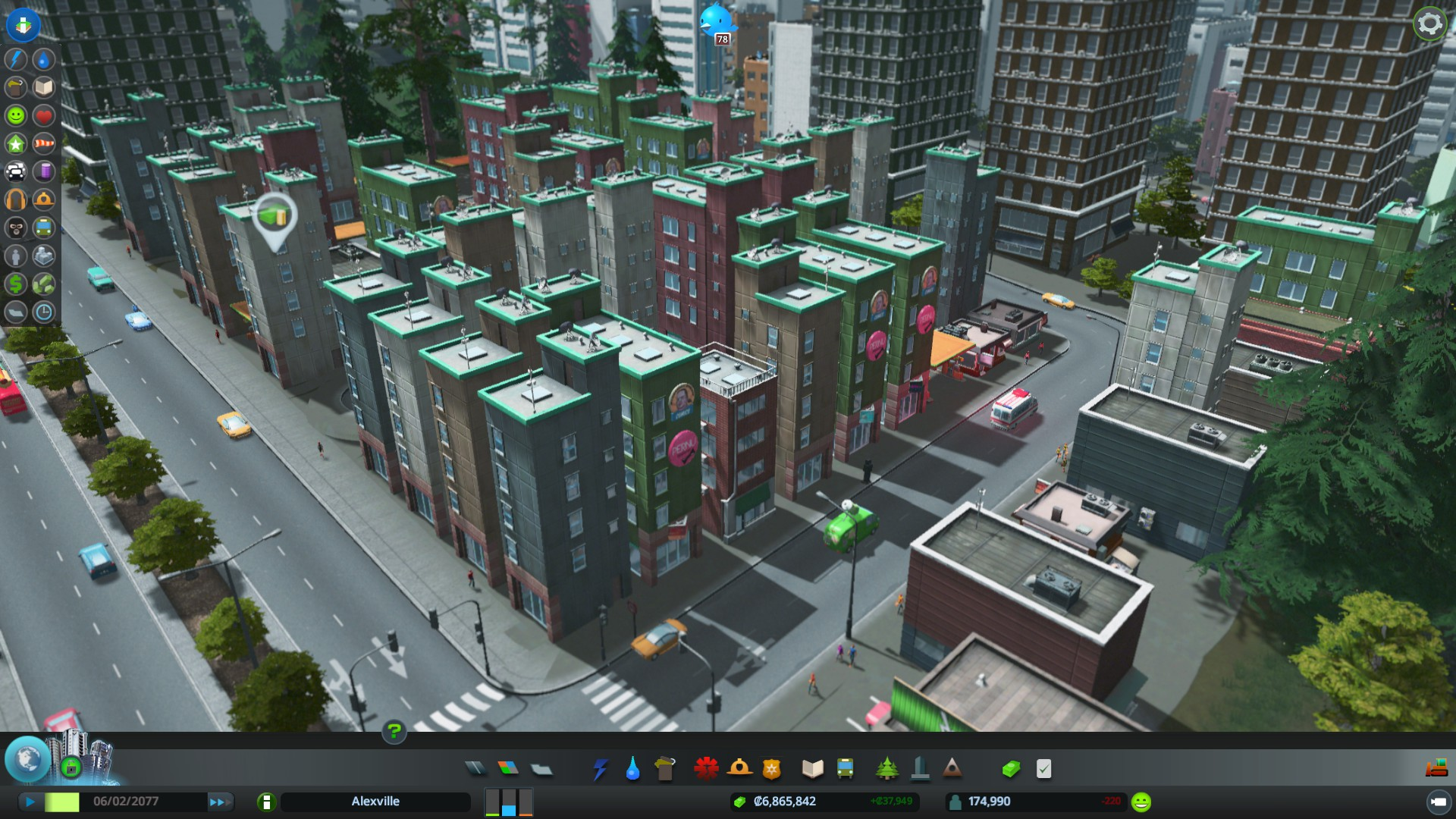How To Get High Density Buildings In Cities Skylines
