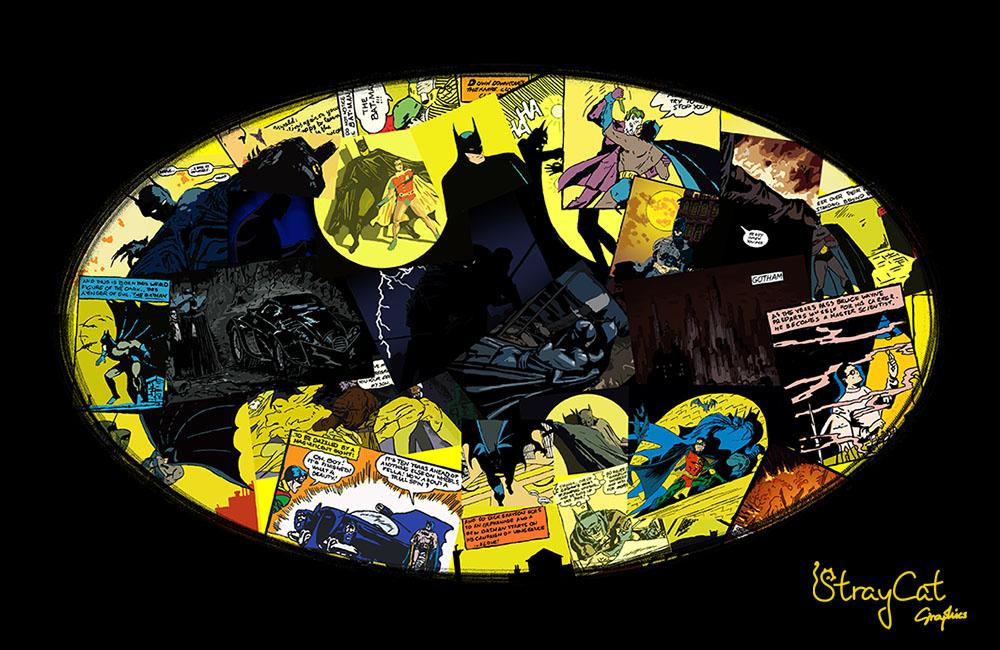 Steam Community Bat Symbol