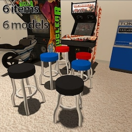 Enjoyable Steam Workshop Arcade Stool Creativecarmelina Interior Chair Design Creativecarmelinacom