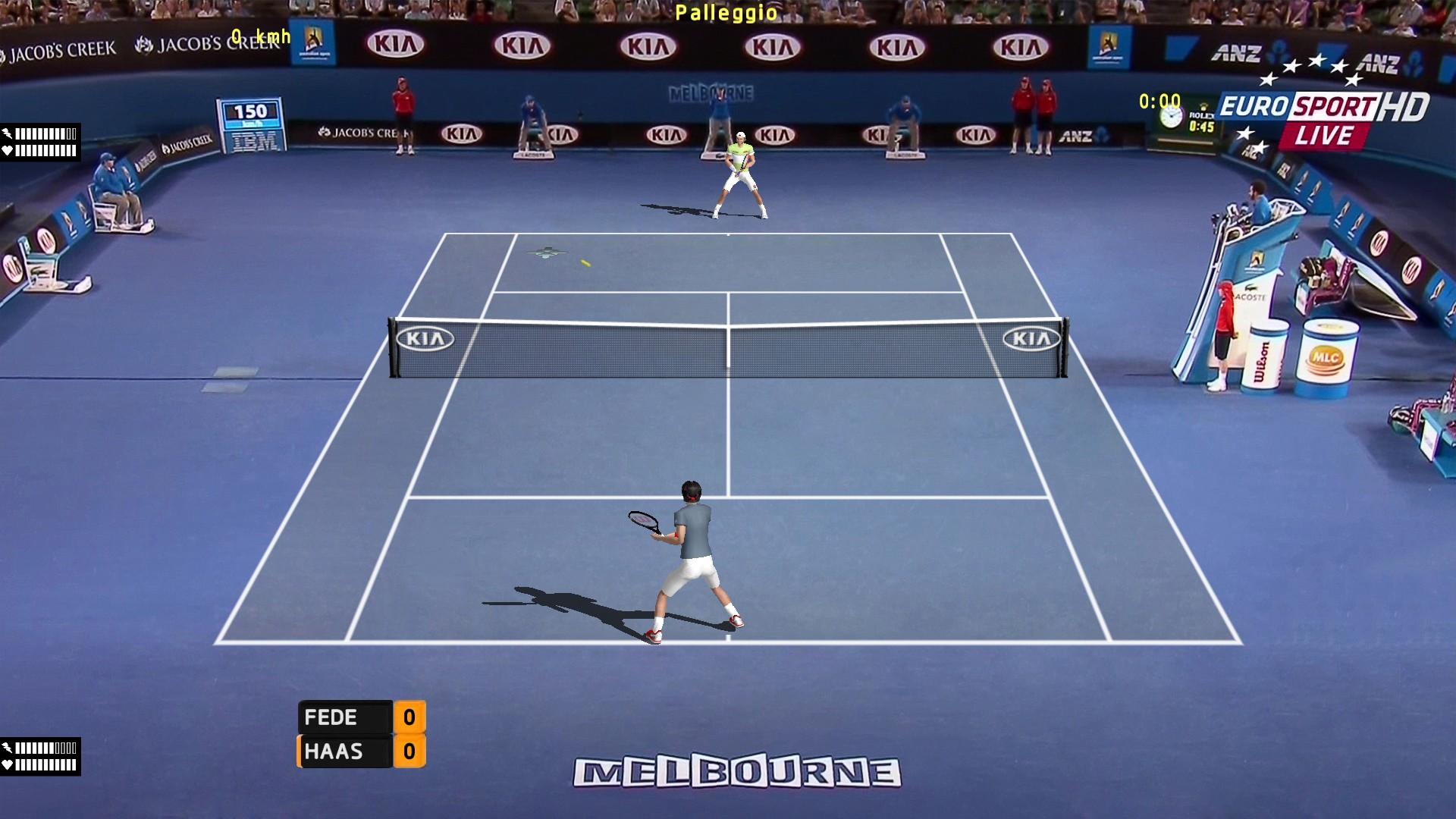 Tennis Elbow 2013 Help