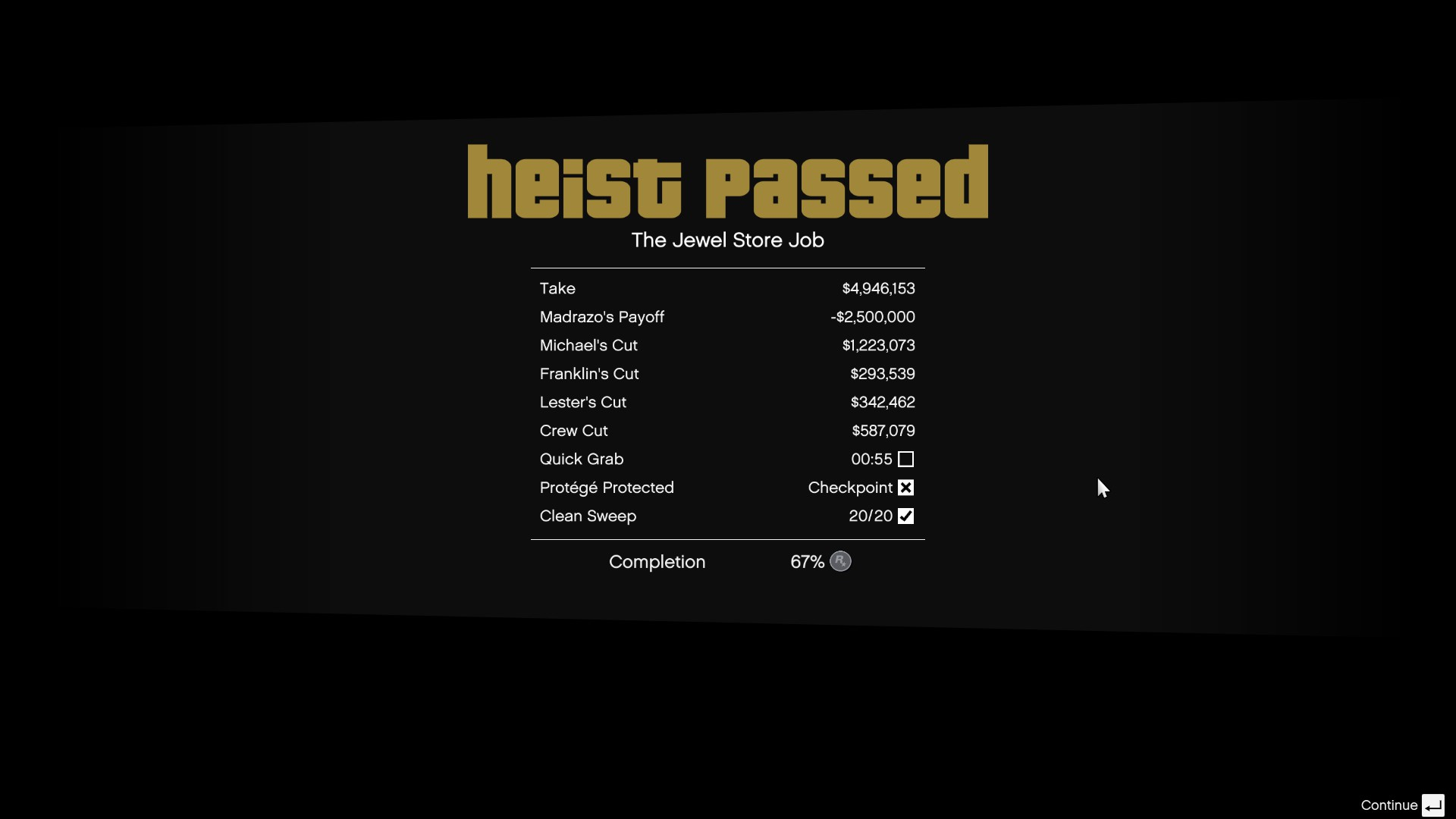 heist on gta 5 story mode