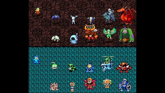 Steam Workshop :: Crypt of the MegaDancer - A Mega Man Total