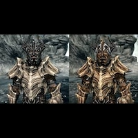 Andrews Buffed Dragon Armor画像
