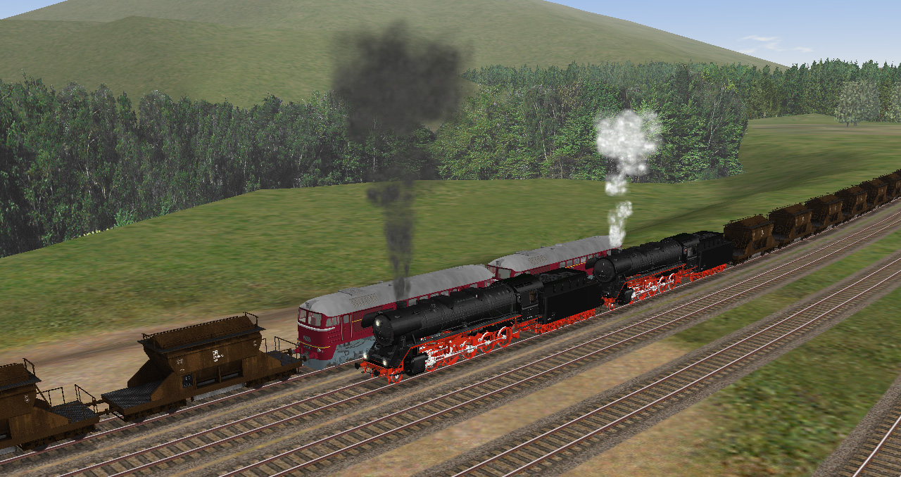 04 04 – Double headers and banking engines – Steamtrains Unlimited
