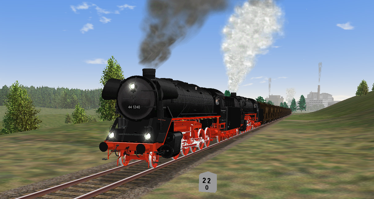 04 04 – Double headers and banking engines – Steamtrains