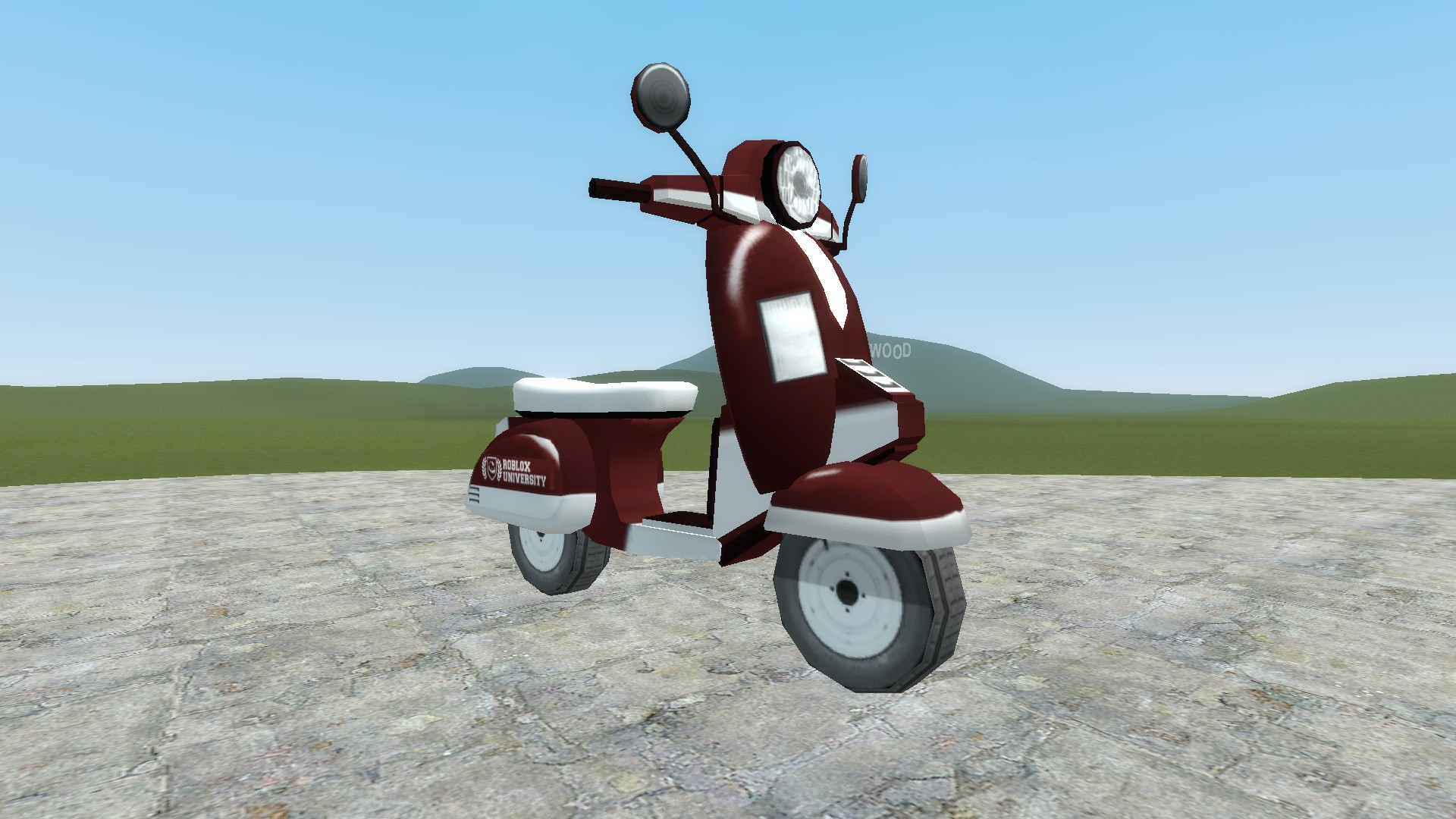 Steam Workshop Roblox U Moped