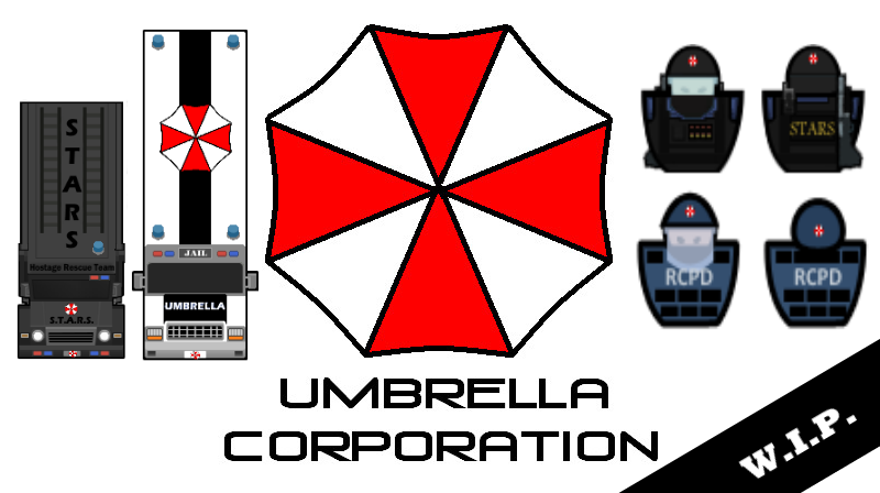 Umbrella Corporation Mod - W.I.P.