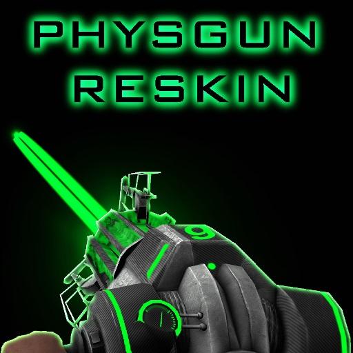 Neon physguns reskin