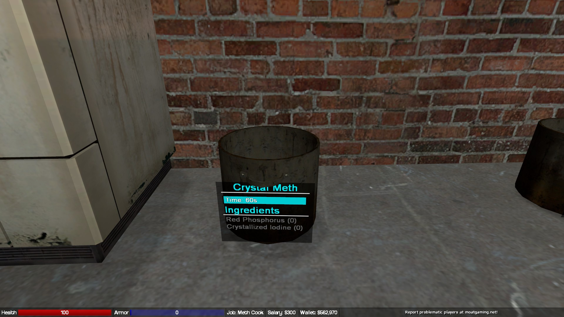 Steam Community :: Guide :: MOAT Gaming: Meth Cooking Guide