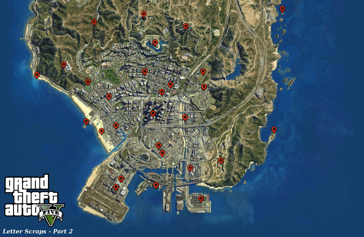 Steam Community :: Guide :: Maps and collectibles locations